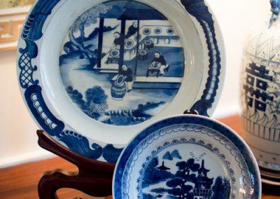 Virginia Living plates