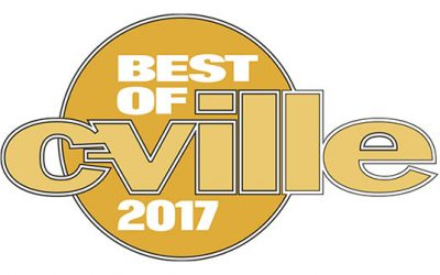 Best of Cville Finalist